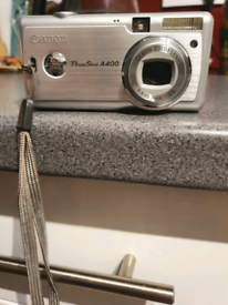 Canon Powershot A400 Camera