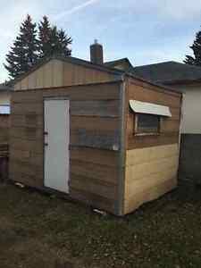 Storage shed located in yorkton Regina Regina Area image 1