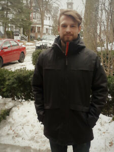 Awesome Helly Hansen Winter Jacket, must sell OBO