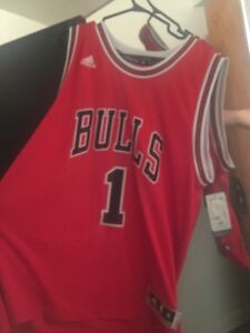 Bulls Jersey Brand New With Tags