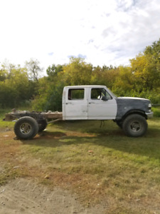 97 F350 parts or project truck