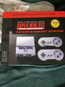 CONSOLE SUPER MINI FAC CLASSIC GAMES COLLECTION