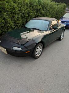 1991 Mazda Miata Special Edition