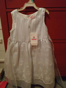 Two brand new dresses for girls - size 4 and 5