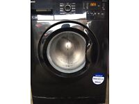 Beko black 7 kg washing machine - excellent condition