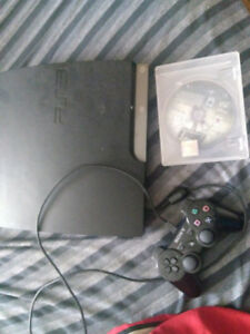 PS3 + Fallout 3 GOTY edition (70$)
