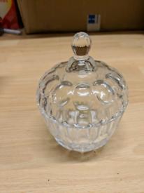 Small trinket box - Royal Crest