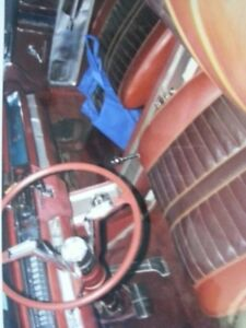 1962 Red Olds Starfire, 1 of 100 Left New Redone Interior $19900
