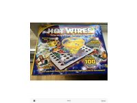 Hot wires kids set game experiments toy