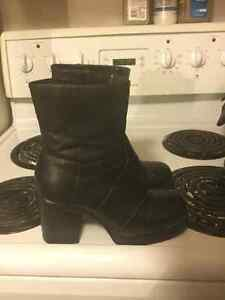Women's black boots for sale