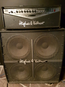Amplificateur Hugues & ketter