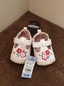 0 to 3 months baby shoes