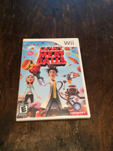 Cloudy with a Chance of Meatballs - Wii