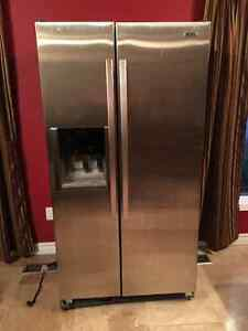 Kenmore Stainless Side by side