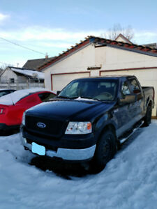 2004 Ford F150 5.4L 4x4 for sale AS IS