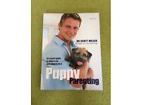 Puppy parenting book