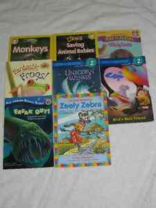 EARLY READERS BOOKS (LEVEL 2) - GREAT SELECTION - CHECK IT OUT! Regina Regina Area image 2