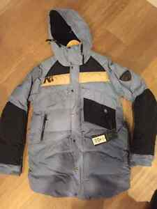 Down Burton Analog Jacket Brand New With Tags