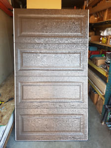 "3'11"" x 7' Garage Shed Door $150.00"