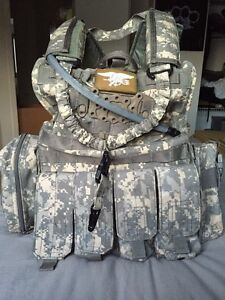 ACU airsoft/paintball kit M