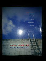 Selling | À vendre: Social Problems and the Quality of Life