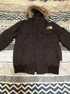 Manteau d'hiver North Face Gotham pour homme P/S