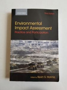 Environmental Impact Assessment 3rd edition