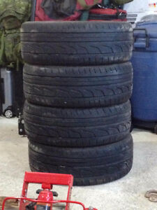 225 45R 18 -  Bridgestone Potenza RE760 Sports