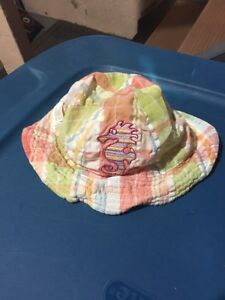 S/M reversible sun hat Cambridge Kitchener Area image 2