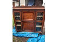 Antique Sideboard/ bureau