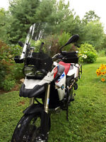 Rare: BMW 30th Anniversary Special Edition F800GS
