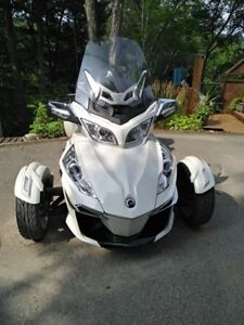 CAN AM SPYDER LIMITED