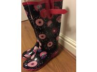 Ladies Wellies - size 6