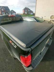 Toile rigide pick up Chevrolet Colorado