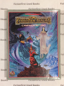 """Roleplay Campaign: """"Forgotten Realms: Campaign Setting AD&D 2nd"""""""