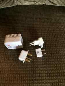 Overseas electrical converters