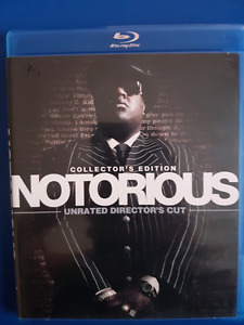 Notorious (Collectors Edition) Blu-ray