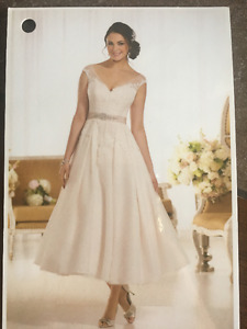 Wedding Dress (Tea Length)
