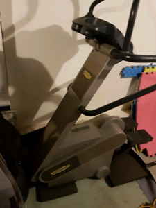 Gym equipment for sale ( treadmill, stepper and Ab station)