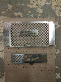 Suzuki SV650 Bewolf Radiator/Oil Cooler Guard
