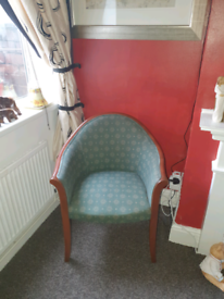 2 Parker Knoll Tub chairs
