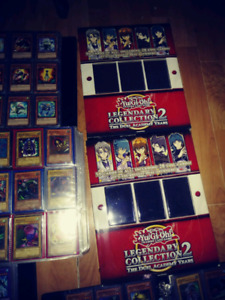 Yugioh Cards... Great for starting your own collection.