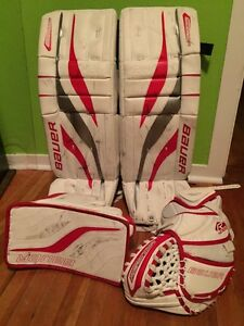 Gardien / goalie hockey Bauer Reactor 4000 Int