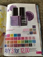 Summer Nail Event Any 3 For $12.00!