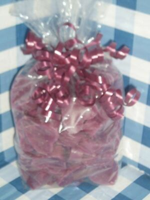 WILDBERRY MOUSSE X 30 Candle wax melts heart tarts + FREE Sample Great -