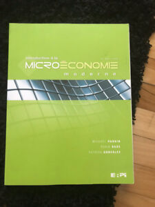 Introduction a la microeconomie moderne 4e edition (neuf)