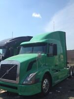 2012 VOLVO VNL 630 TRUCK FOR SALE