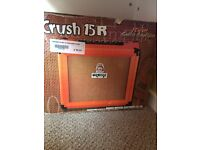 Orange Crush 15R Guitar amp