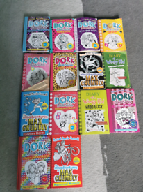 Dork diaries and Max Crumbly