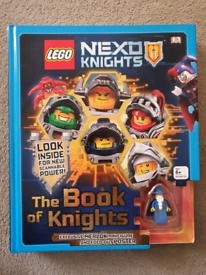 Lego Nexo Knights book